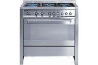 Smeg 90cm Stainless Steel Freestanding Cooker - Model A11X