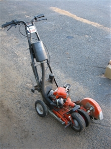 Lawn Edger Tanaka Tle 550 Commercial Auction 0162