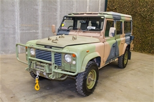 1988 Land Rover 110 4X4 Senior Commander