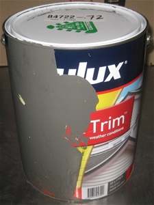 Dulux 10 Litre Roof Amp Trim Semi Gloss Woodland Grey Paint