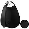 Minetan Portable Pop Up Tanning Tent - Black