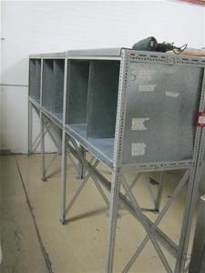3 bays racking auction 0073 8000027 graysonline australia for 3 bays