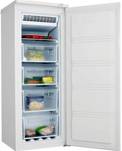 Westinghouse 180l Upright Freezer Model Wfm1810wc