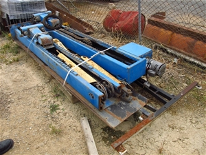 Workshop vehicle hoist bishamon two pole spw3000 auction 0161 workshop vehicle hoist bishamon two po fandeluxe Choice Image