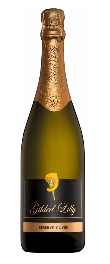 Gilded Lilly Reserve Cuvée NV (12 x 750mL), SA.