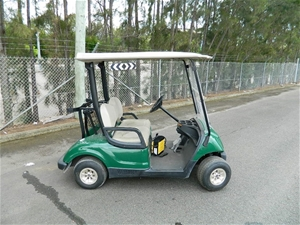2008 yamaha ydre electric golf cart colour green serial for Yamaha golf cart id
