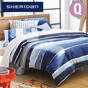 Buy Sheridan Rainer QB Reversible Quilt Cover Set | GraysOnline ... : sheridan quilt cover - Adamdwight.com