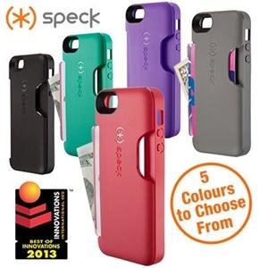 super popular 2c12b 8b8a3 Speck SmartFlex iPhone 5 Card Case