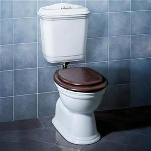 Caroma Vintage Ivory Toilet Auction 0010 2140220