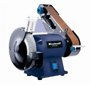 Super Einhell 150Mm Bench Grinder C W Belt Linisher Sander Attachment 680Mm X 50M Ocoug Best Dining Table And Chair Ideas Images Ocougorg