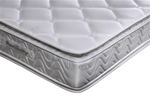 royal bedding queen 39 contour 39 double sided pillow top mattress auction 0002 3124967. Black Bedroom Furniture Sets. Home Design Ideas