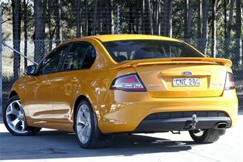 2008 ford falcon xr8 fg sedan auction 0001 5010446 for Ford motor company warranty information