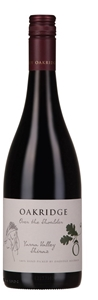 Oakridge `Over The Shoulder` Shiraz 2012