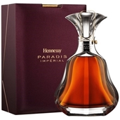 Hennessy `Paradis Impérial` Cognac (3 x 700mL giftboxed), France.