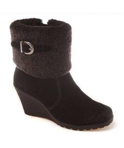 fd0e4a5245e Ozwear UGG Eva Premium Ladies Sheepskin. Ozwear UGG Eva Premium Ladies  Sheepskin Wedge Boots