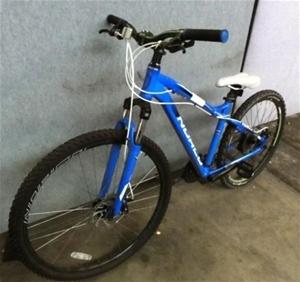Bike Norco Storm Blue Colour 24 Speed Disc Brakes Front