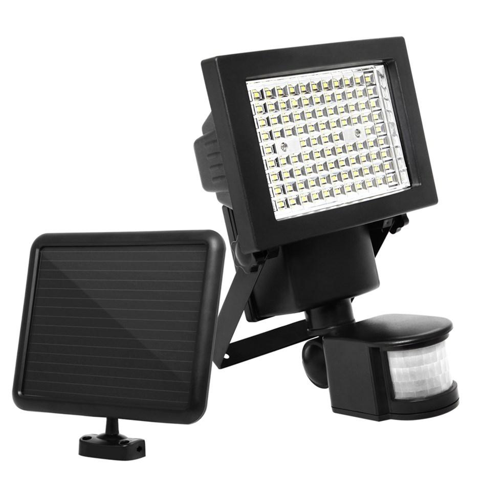 Bedside table lamps sydney graysonline 100 led solar powered sensor lights watchthetrailerfo