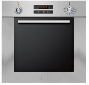 Ilve 60cm Stainless Steel Built-in Oven