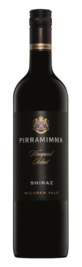 Pirramimma Vineyard Select Shiraz 2016 (6 x 750mL) McLaren Vale, SA