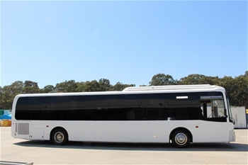 Unreserved 2008 BCI PK6120 Town Bus 44 Seater Cat C7 Engine
