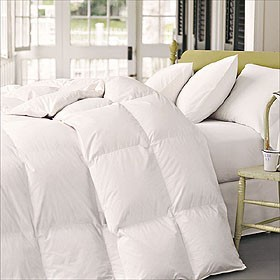 100% Goose Feather Quilt / Doona Super King - 5 Blanket Warm