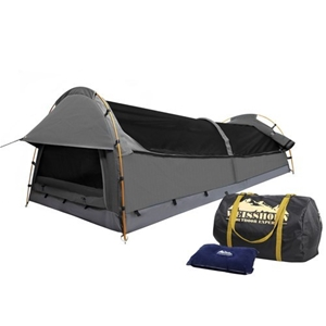 Weisshorn King Single Size Canvas Tent -