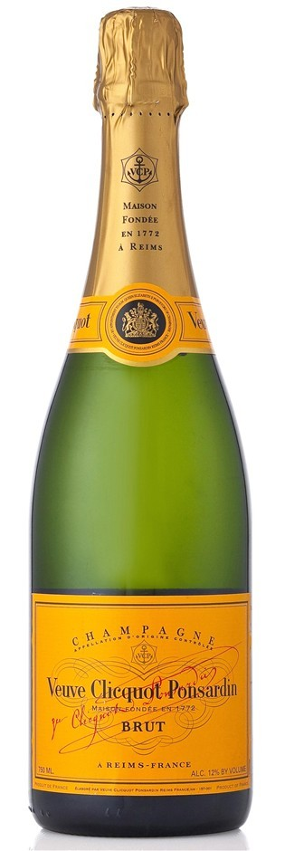 Veuve Clicquot Champagne NV (6 x 750mL), France.