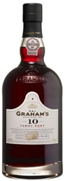 Graham's `10 YO`Tawny Port NV (6 x 750mL), Douro, Portugal.