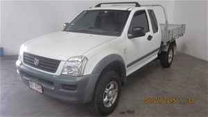 2006 Holden Rodeo Lx Space Cab Ute Auction 0006 7006586