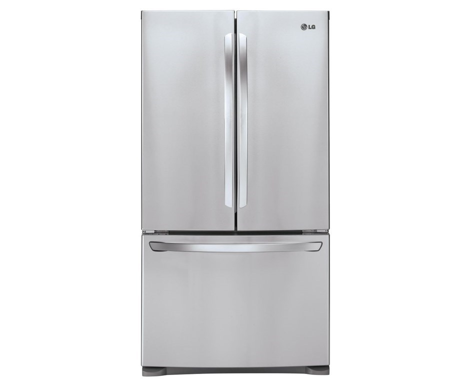 LG 620L French Door Stainless Steel Fridge (GF-B620SL)