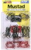 100pc MUSTAD Ultrapoint Bream/Whiting Hook Pack. Buyers Note - Discount Fre
