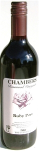 Chambers Ruby Port NV (12 x 750mL), Ruth