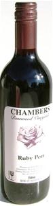 Chambers Ruby Port NV (12 x 750mL), Ruth