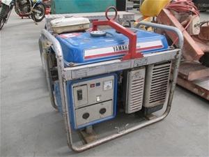 Yamaha generator ef5000 240 volt single phase for Yamaha generator for sale