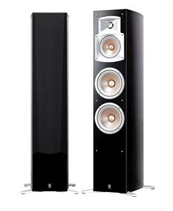 Yamaha NS-555 3-Way Bass-Reflex Tower Sp