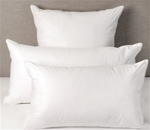 Buy hungarian goose down feather pillow european size for Buy goose down pillows
