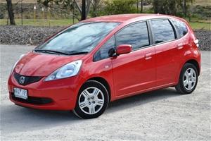 2009 Honda Jazz Gli My09 158751 Automatic Auction 0001 3011435