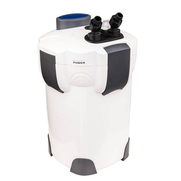 Aquarium Ext Canister Filter 2000L/H with UV Light Sterilizer + Bonus Kit