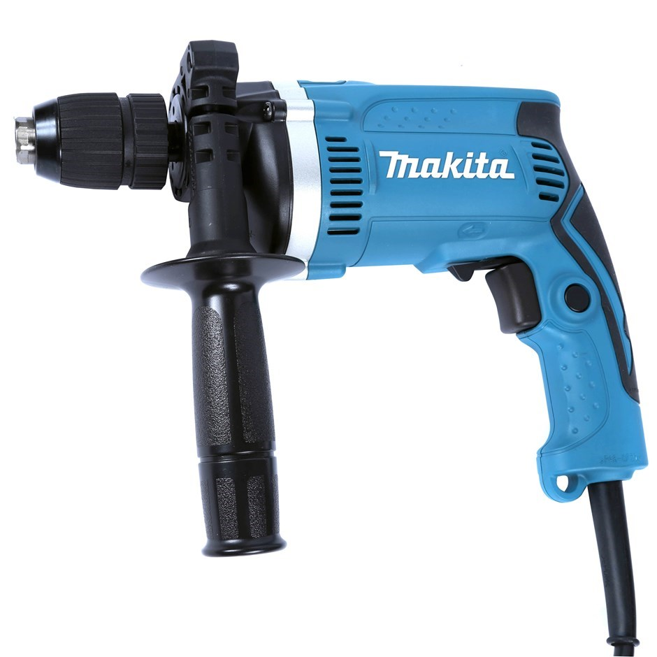 MAKITA 1/2ins Portable Hammer Drill in Carry Case. Buyers Note - Discount F