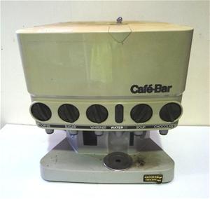 caf bar international coffee machine auction 0071 7001360 graysonline australia