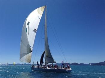 1997 VOLVO 60 (SPIRIT OF THE MAID) 18.29 Metre Racing Yacht