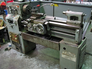 Centre Lathe, Sheraton Model Challenger A600, approx 750mm between centres