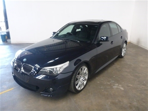BMW I M Sport E Sedan Kms Auction - 2006 bmw 540i