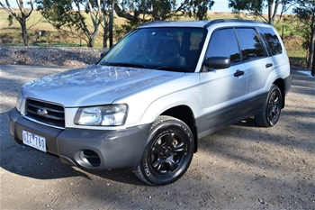 2004 subaru forester 79v awd 289137 manual auction 0001. Black Bedroom Furniture Sets. Home Design Ideas