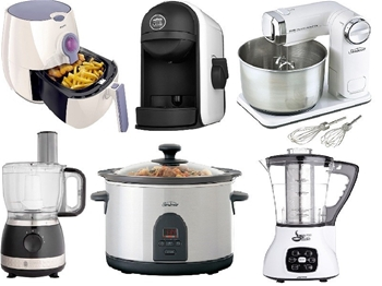 Ronson Blender And Food Processor