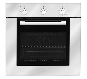 ILVE 60cm Stainless Steel Oven (ILO690X)
