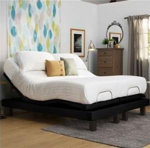 Tempur Zero G Luxury Long Single Bed Base Auction 0006 2147743 Graysonline Australia