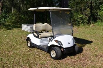 2011 YAMAHA G29 2 Seat Golf Cart- Electric