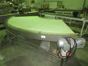Corner Belt Conveyor Motor And Gearbox Drive Auction