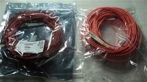 NEW Dell FIBER OPTICAL TYCO 1-6754714-0 C//A 2.0MM PLEN 50//125 LC-LC Kit WH032